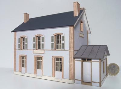 BV 3 portes + annexe type Etat « Berchères-les-Pierres »