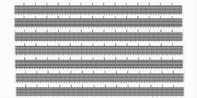 Bordures de quai briques sans descentes