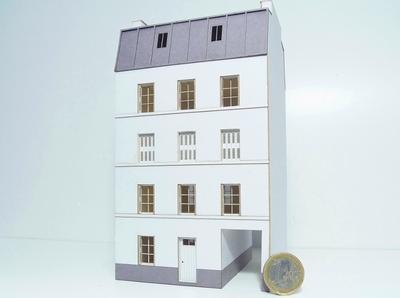 Immeuble de ville 4 étages « 11 rue des Hirondelles »