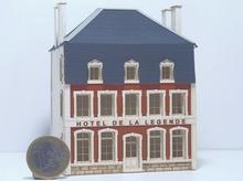 Hôtel de « la Légende » de Monthermé