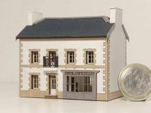 Hôtel restaurant « Landeyrat »