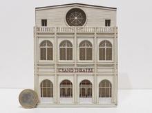 Immeuble fond de décor « Grand Théâtre » 108