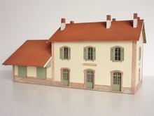 BV 3 portes + halle type Midi « Aguessac »