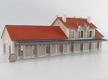 BV 8 portes type PLM « Cercy-la-Tour »