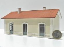 Bâtiment des services type PLM « Cercy-la-Tour »